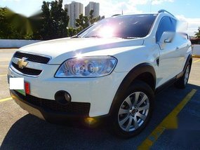 Chevrolet Captiva 2012 at 40000 km for sale in Quezon City