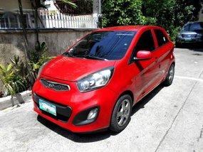 Used Kia Picanto 2013 for sale in Quezon City