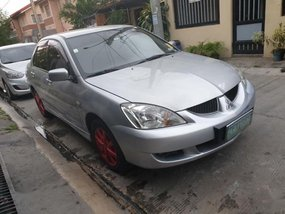 Mitsubishi Lancer 2006 Manual Gasoline for sale in Quezon City