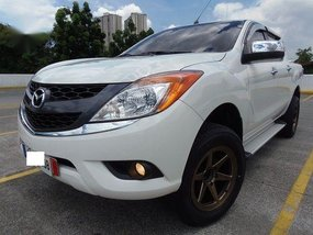 Selling Used Mazda Bt-50 2015 Automatic Diesel at 30000 km in Quezon City