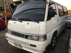 Selling Nissan Urvan 2012 Manual Diesel in Quezon City
