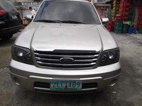 2007 Ford Escape for sale in Makati