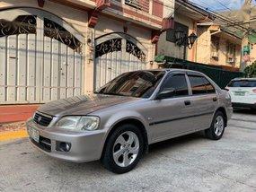 Selling 2nd Hand Honda City 2002 Manual Gasoline at 70000 km in Manila