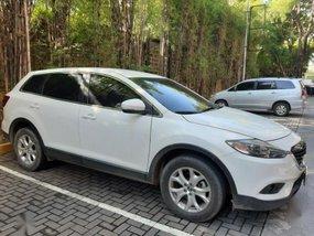 Selling White Mazda Cx-9 2013 in Marikina