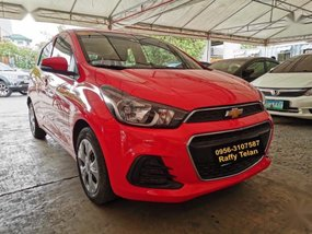 Chevrolet Spark 2017 Automatic Gasoline for sale in Makati