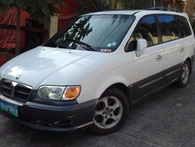 Hyundai Trajet 2002 Automatic Diesel for sale in Talisay