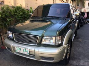 Sell 2nd Hand 2003 Isuzu Trooper Automatic Diesel at 130000 km in Makati
