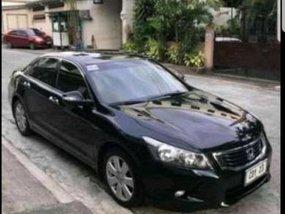 Selling Honda Accord 2010 in Marikina