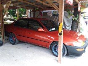 Selling Used Toyota Corolla 1992 in Cabuyao