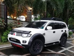Selling 2nd Hand Mitsubishi Montero Sport 2012 at 70000 km in Bacoor