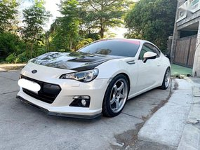 Selling 2nd Hand Subaru Brz 2014 in Quezon City