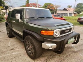 Selling Used Toyota Fj Cruiser 2014 in Las Piñas
