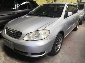 Selling Toyota Altis 2004 Manual Gasoline in Pasay
