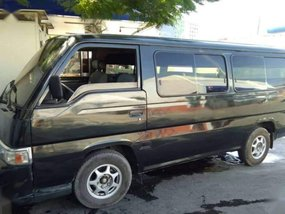 Nissan Urvan 2007 Manual Diesel for sale in Muntinlupa