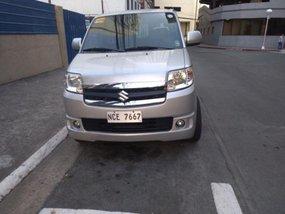 Selling Silver Suzuki Apv 2016 in Pasay