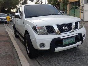Selling 2nd Hand Nissan Frontier Navara 2009 at 70000 km in Quezon City