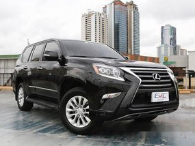 Selling Black Lexus Gx 2017 at 10000 km in Quezon City