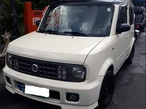 Selling Nissan Cube 2001 Manual Gasoline in Manila