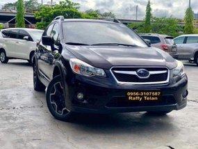 Sell 2nd Hand 2013 Subaru Xv Automatic Gasoline in Makati