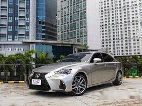 Selling Silver Lexus Is 350 2017 in Quezon City