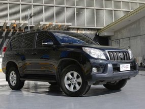 Selling Toyota Land Cruiser Prado 2014 Automatic Diesel in Quezon City