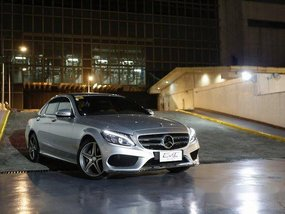 Sell Silver 2015 Mercedes-Benz C200 in Quezon City