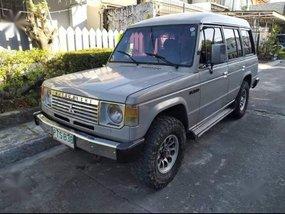Mitsubishi Pajero 1991 Manual Diesel for sale in Parañaque