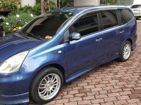 Nissan Grand Livina 2009 Automatic Gasoline for sale in San Juan