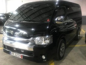 Selling Toyota Grandia 2017 Automatic Diesel in Quezon City