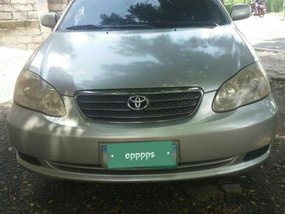 2004 Toyota Altis for sale in Silang