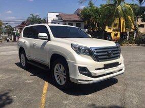 Selling Toyota Land Cruiser Prado 2016 Automatic Diesel in Quezon City