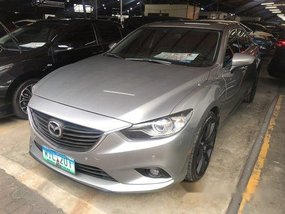 Sell Silver 2013 Mazda 6 at 31000 km in Pasig