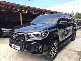 2nd Hand Toyota Conquest 2018 Automatic Diesel for sale in Mandaue