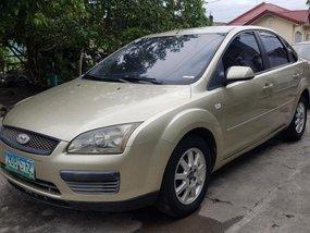 Sell 2nd Hand 2007 Ford Focus Sedan Manual Gasoline in Calamba