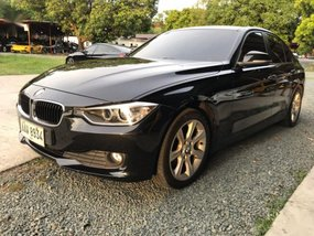 Selling Used Bmw 318D 2014 Automatic Diesel in Pasig