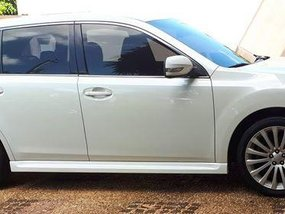 Selling 2nd Hand Subaru Legacy 2011 Automatic Gasoline in Davao City