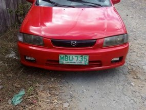 Selling 2nd Hand Mazda 323 1998 in Taytay
