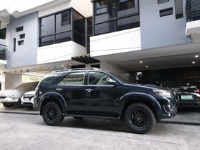 Selling 2nd Hand Toyota Fortuner 2013 in Quezon City