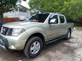 2nd Hand Nissan Navara 2009 for sale in Lubao
