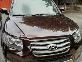 Selling 2nd Hand Hyundai Santa Fe 2011 Automatic Diesel in Quezon City