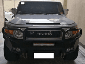 Sell Used 2016 Toyota Fj Cruiser in Quezon City