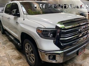 2018 Toyota Tundra Automatic at 10000 km for sale