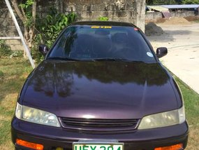 Selling Used Honda Accord 1996 Manual Gasoline in Mexico