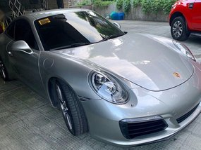 Selling Porsche 911 Carrera 2017 Automatic Gasoline in Quezon City