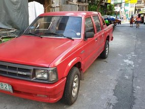 Mazda B2200 1991 for sale in Quezon City