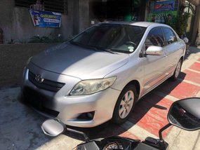 Selling Toyota Altis 2009 Automatic Gasoline in Quezon City