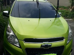 Chevrolet Spark 2013 Manual Gasoline for sale in San Pablo