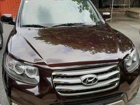 Selling Hyundai Santa Fe 2011 at 37200 km in Quezon City