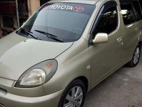 Toyota Funcargo 2000 Automatic Gasoline for sale in Laoac