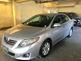 Selling Toyota Altis 2010 at 90000 km in Quezon City